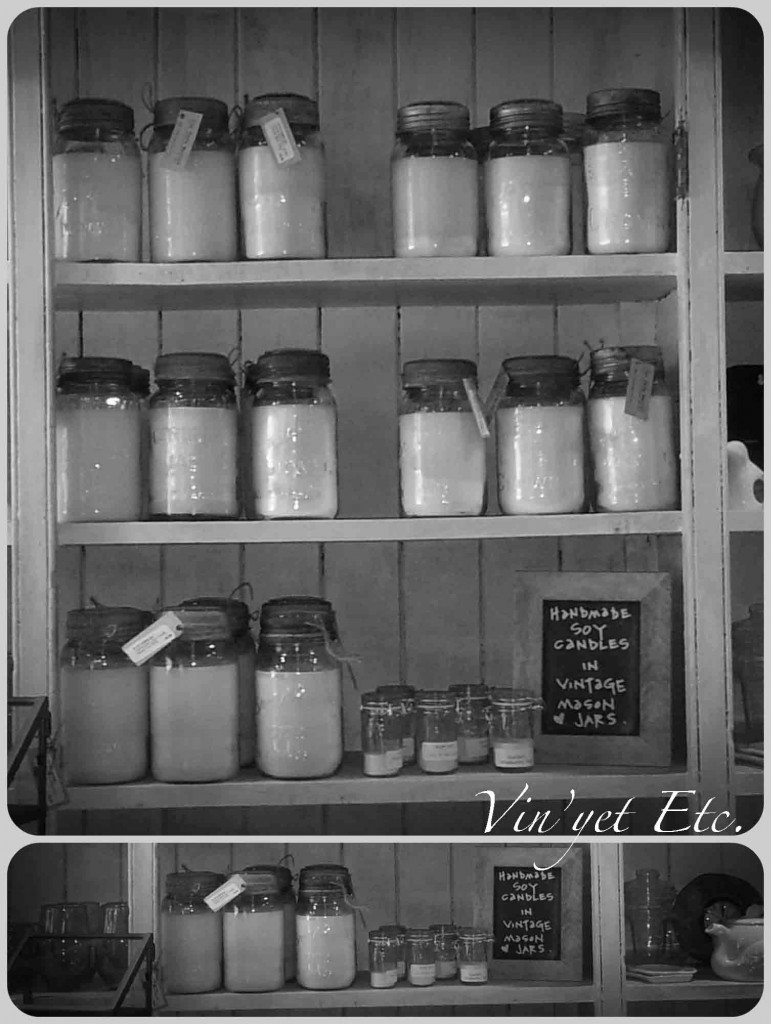 Handmade Soy Candles | Vin'yet Etc.