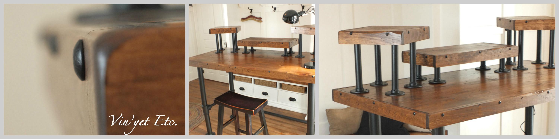 industrial desk collage vinu0027yet etc