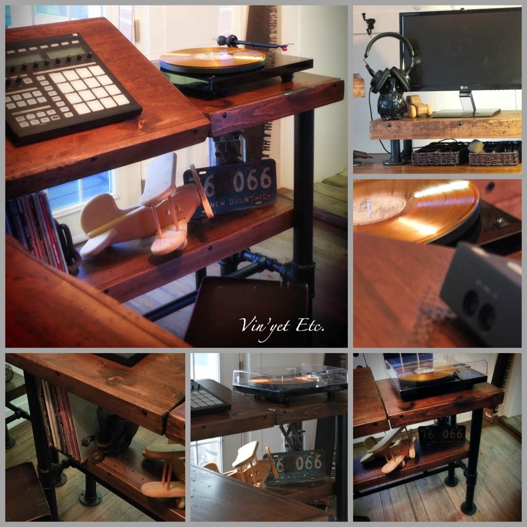 Industrial Desk 2 Collage   Vin'yet Etc.