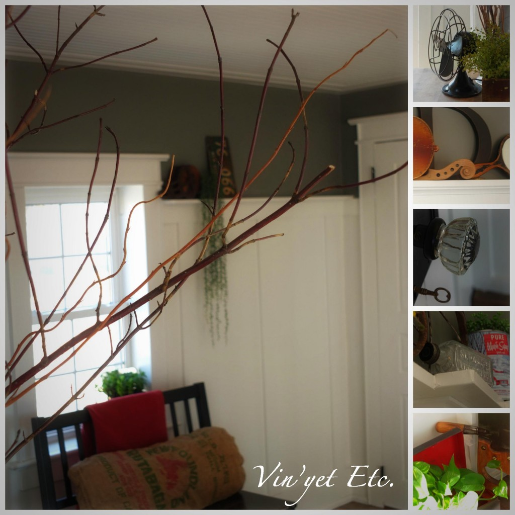 Summer Kitchen vignettes | Vin'yet Etc