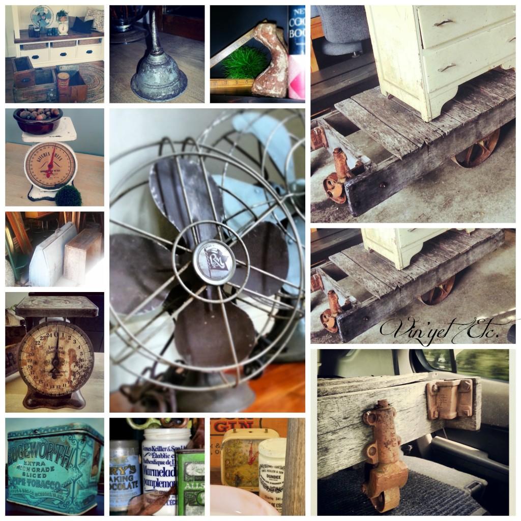 My Goodies Collage | Vin'yet Etc.