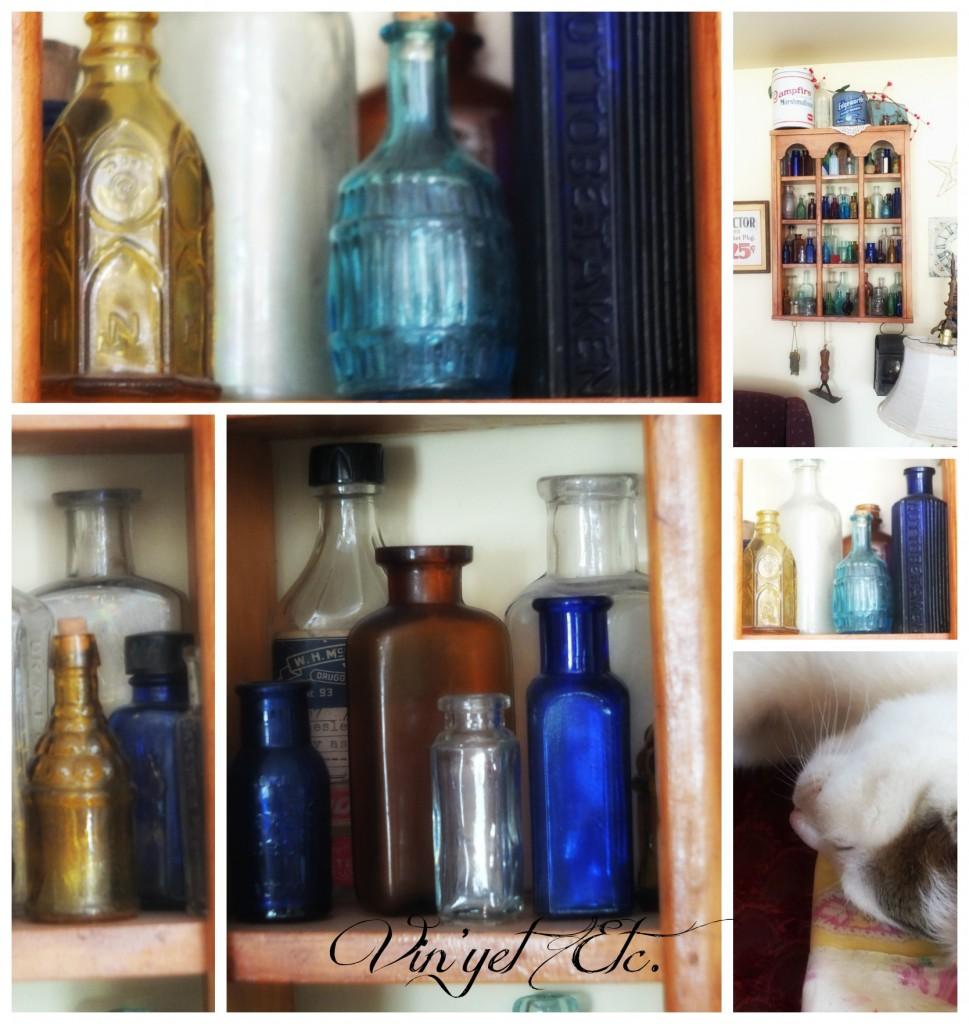 Bottle Love Collage |Vin'yet Etc.