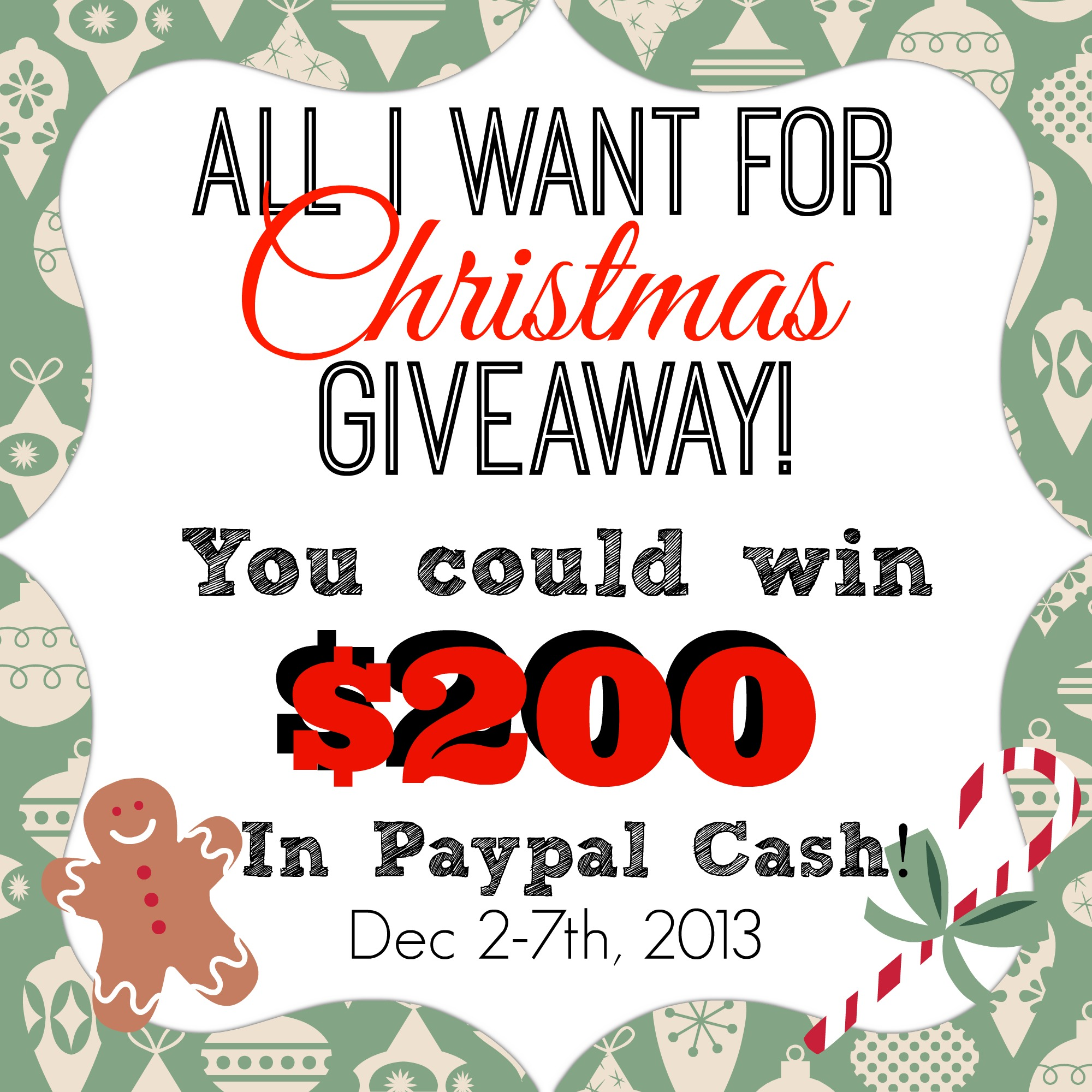 All I want for Christmas ~ Giveaway! - Vin\'yet Etc.Vin\'yet Etc.