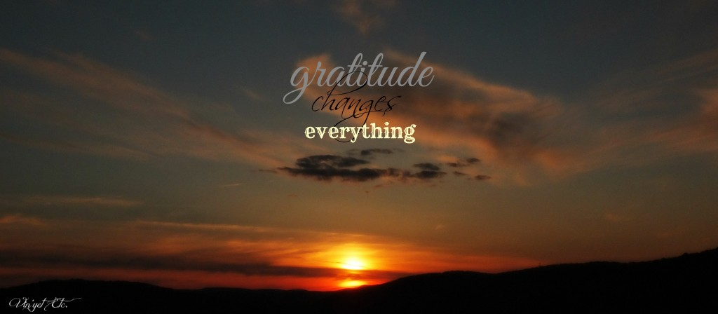 Gratitude Changes Everything | Vin'yet Etc.