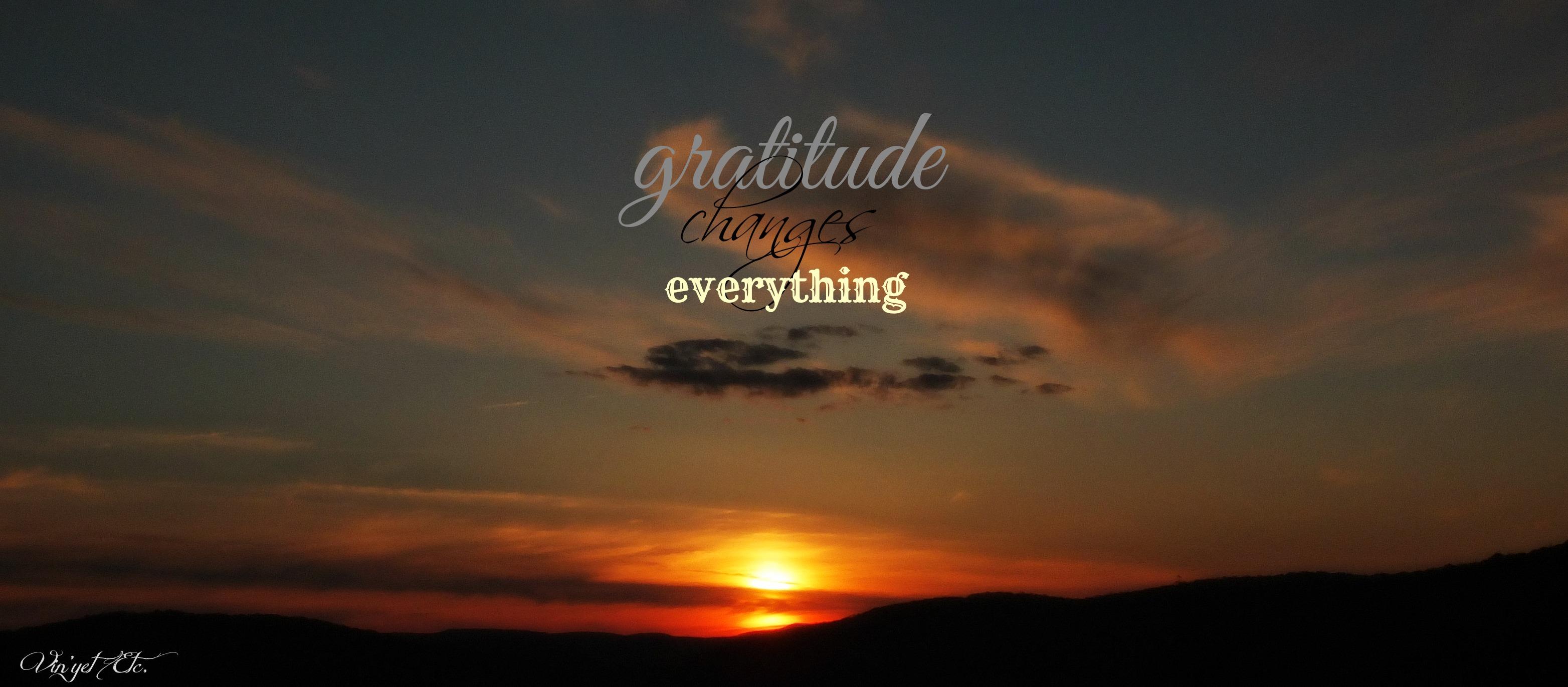 Gratitude Vin Yet Etc Vin Yet Etc