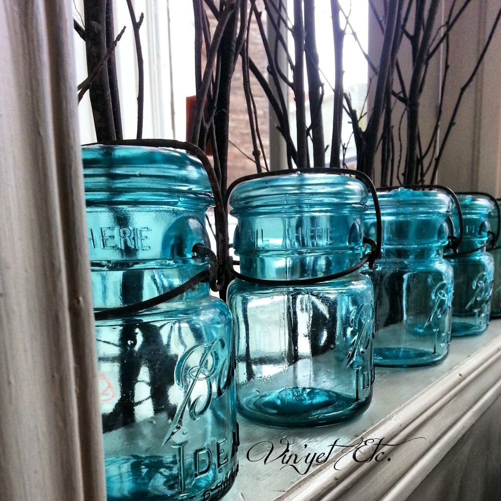 All the pretty jars TBM | Vin'yet Etc.
