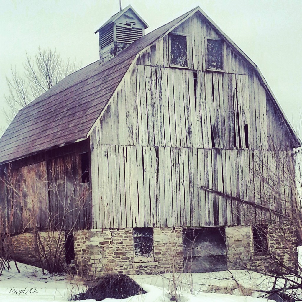 Battersea, Ontario Barn | Vin'yet Etc.