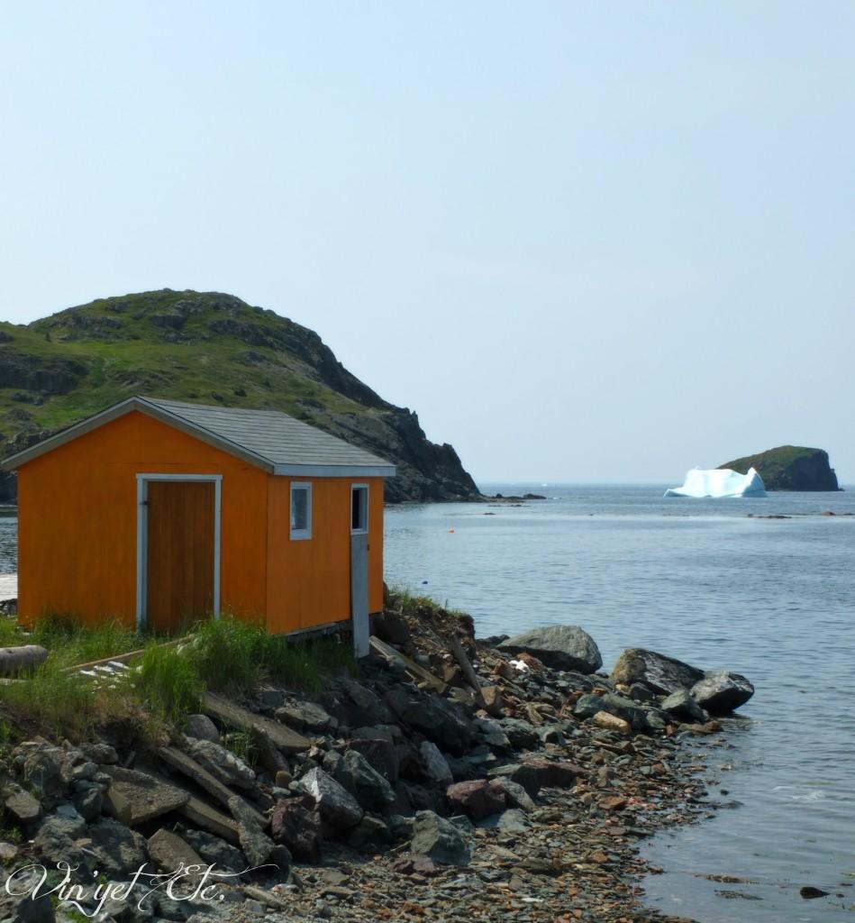 Orange-Shed-Newfoundland | Vin'yet Etc.