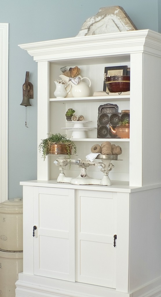 Farmhouse cabinet | VIn'yet Etc.