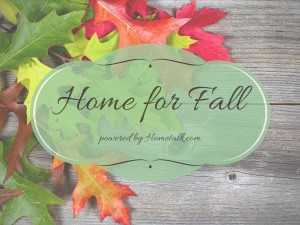 Home For Fall | Vin'yet Etc.