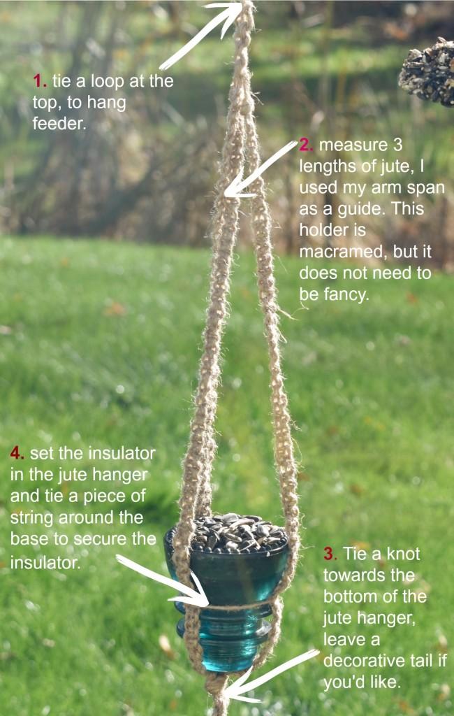 Instructions Jute Hanger | Vin'yet Etc.
