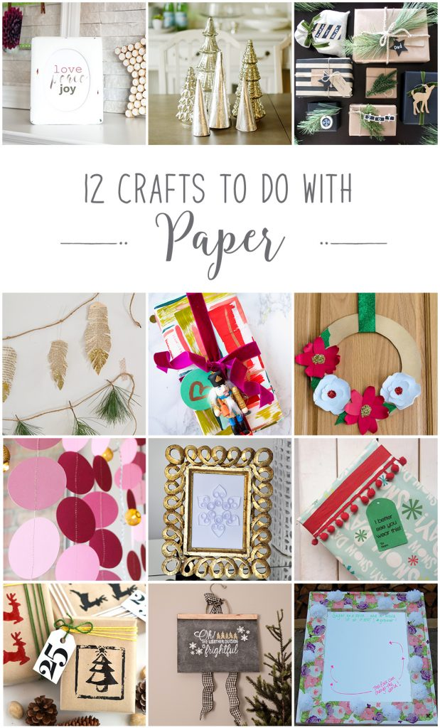 12monthsofdiy-november-paper-diy-craft-ideas - VinYet Etc
