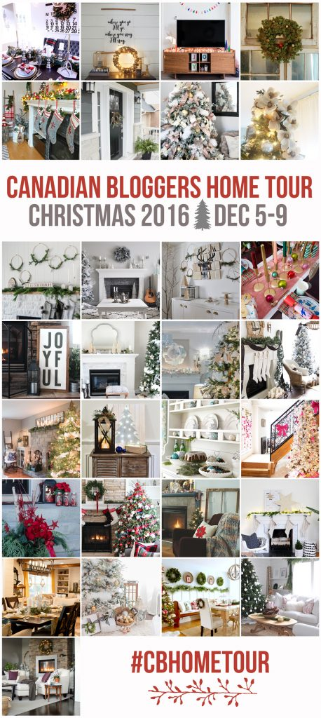 2016-canadian-bloggers-christmas-home-tour | VinYet Etc.