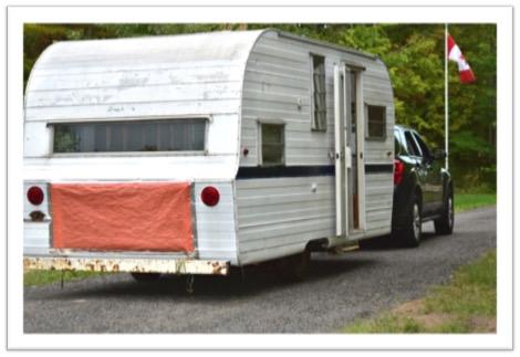 Vintage Camper restoration - VinYet Etc.