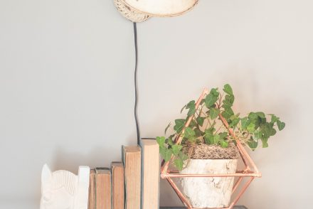 DIY copper terrarium | Vinyet Etc.