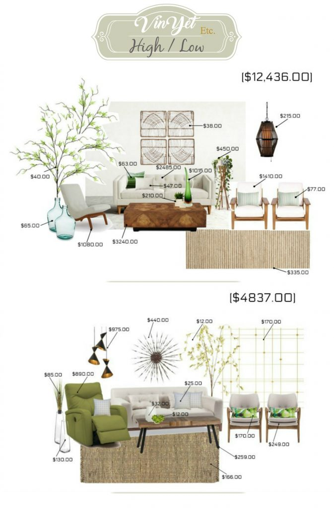 High-Low Design Boards | VinYetEtc