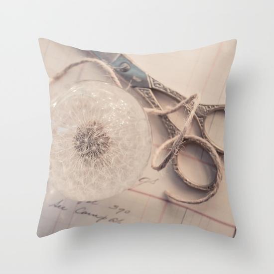 captured-dandelion-pillows | VinYet Etc.