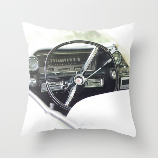 summer-time-and-cadillacs-pillows | VinYet Etc.