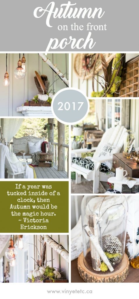 AutumnOnThePorch | Vinyet Etc