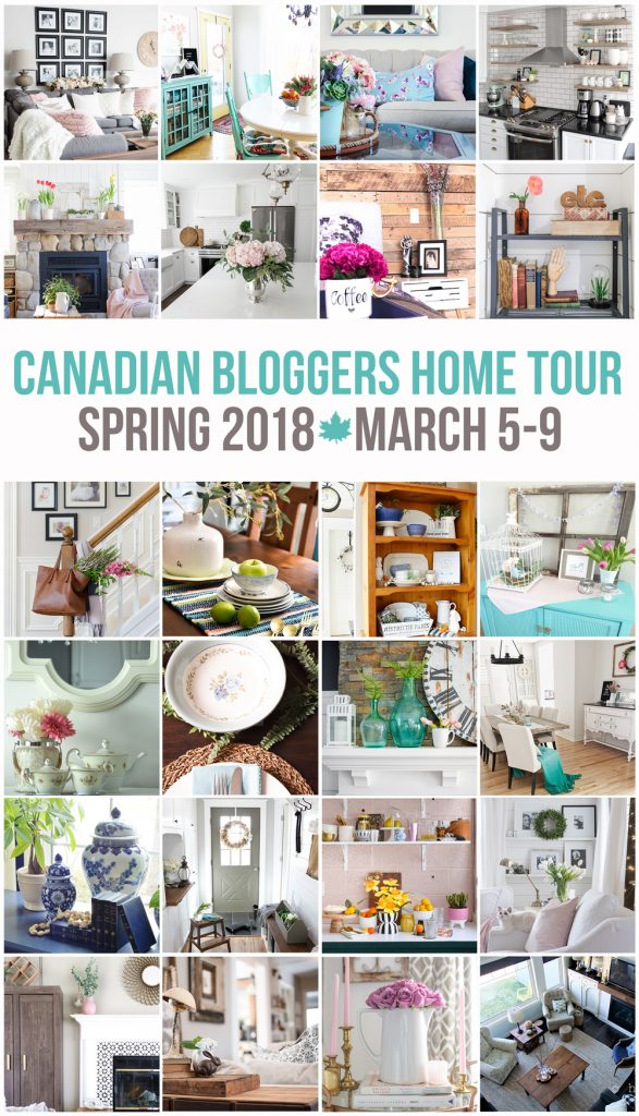2018-Spring-Canadian-Bloggers-Home-Tour | Vinyet Etc